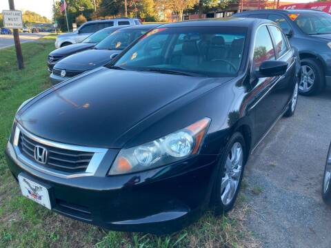 2010 Honda Accord for sale at Ace Auto Brokers in Charlotte NC