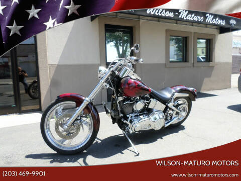 1997 Harley-Davidson FXSTC for sale at Wilson-Maturo Motors in New Haven CT