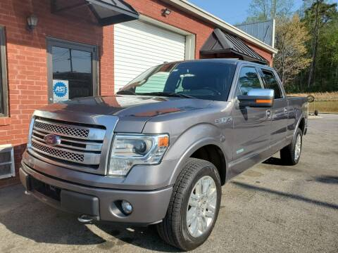 2014 Ford F-150 for sale at One Source Automotive Solutions in Braselton GA