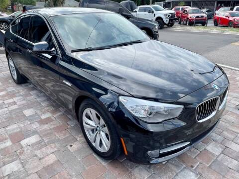 2012 BMW 5 Series for sale at Unique Motors of Tampa in Tampa FL