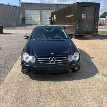 2006 Mercedes-Benz CLK for sale at Memphis Auto Sales in Memphis TN