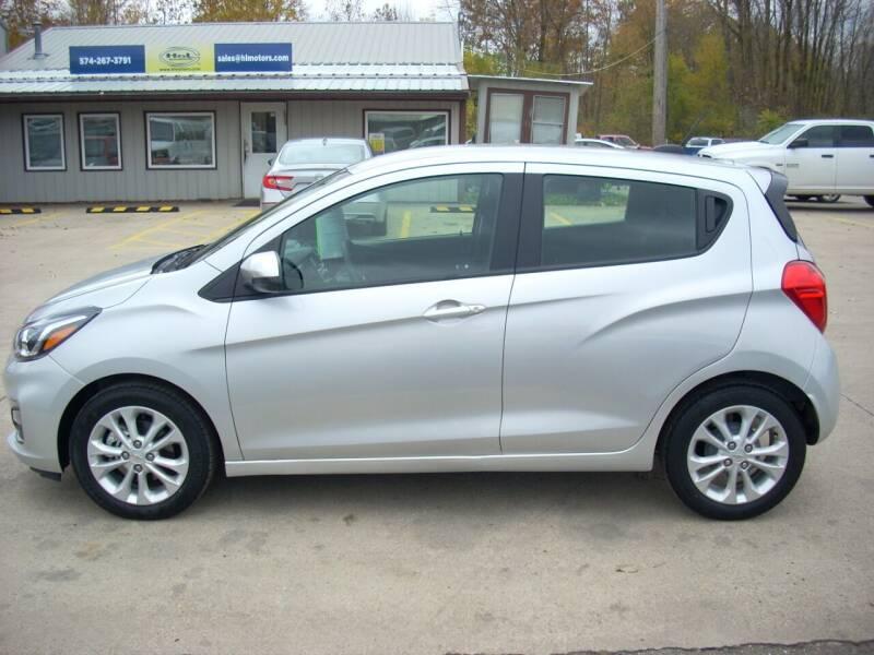 2020 Chevrolet Spark for sale at H&L MOTORS, LLC in Warsaw IN