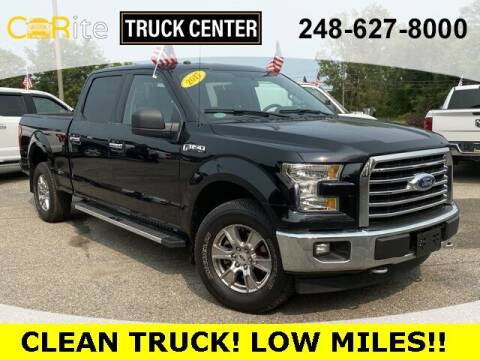 2017 Ford F-150 for sale at Jamie Sells Cars 810 in Ortonville MI
