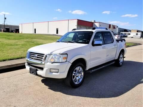 2008 Ford Explorer Sport Trac for sale at Image Auto Sales in Dallas TX