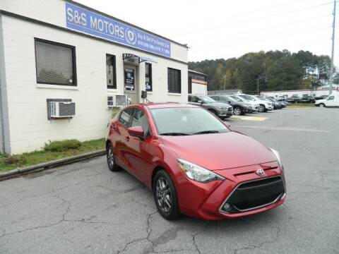 2019 Toyota Yaris for sale at S & S Motors in Marietta GA