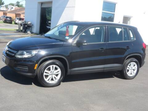 2013 Volkswagen Tiguan for sale at Price Auto Sales 2 in Concord NH