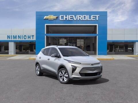 2022 Chevrolet Bolt EUV for sale at WinWithCraig.com in Jacksonville FL