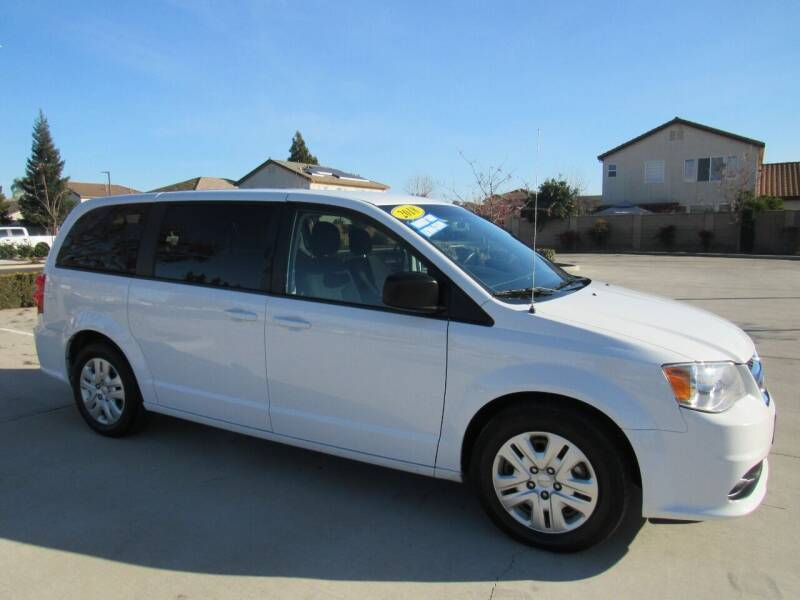 2018 Dodge Grand Caravan for sale at 2Win Auto Sales Inc in Oakdale CA