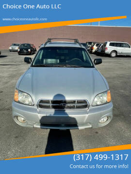 2006 Subaru Baja for sale at Choice One Auto LLC in Beech Grove IN