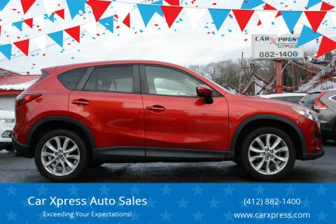 2015 Mazda CX-5 for sale at Car Xpress Auto Sales in Pittsburgh PA