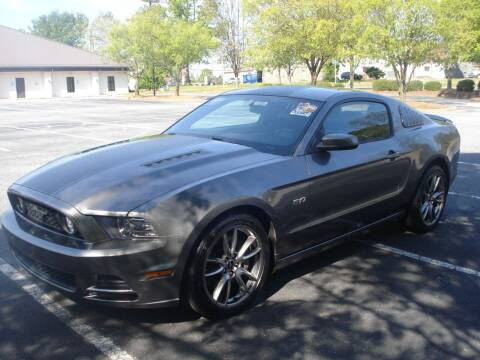 2014 Ford Mustang for sale at Uniworld Auto Sales LLC. in Greensboro NC
