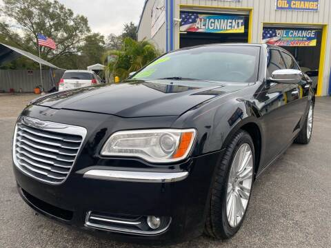 2011 Chrysler 300 for sale at RoMicco Cars and Trucks in Tampa FL