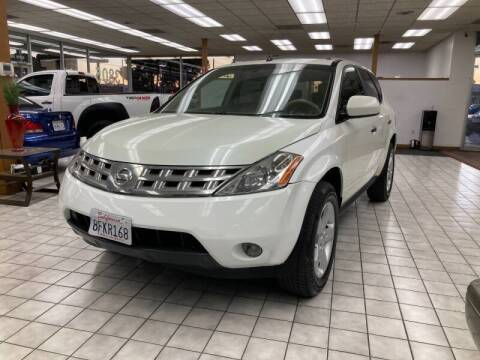 2005 Nissan Murano for sale at PRICE TIME AUTO SALES in Sacramento CA