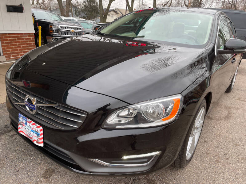 2015 Volvo S60 for sale at New Wheels in Glendale Heights IL