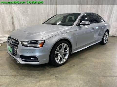 2015 Audi S4 for sale at Green Light Auto Sales LLC in Bethany CT