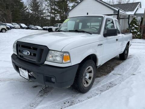 2007 Ford Ranger for sale at Williston Economy Motors in Williston VT