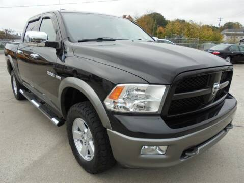 2010 Dodge Ram Pickup 1500 for sale at PIONEER AUTO SALES LLC in Cleveland TN