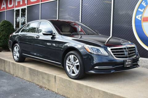 2018 Mercedes-Benz S-Class for sale at Alfa Romeo & Fiat of Strongsville in Strongsville OH