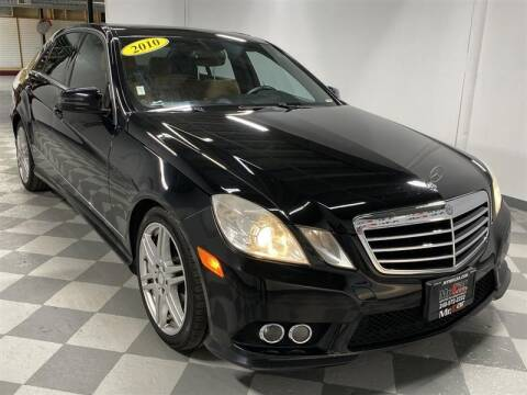 2010 Mercedes-Benz E-Class for sale at Mr. Car LLC in Brentwood MD