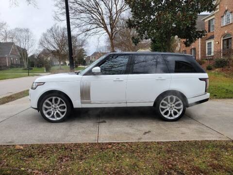 2013 Land Rover Range Rover for sale at European Performance in Raleigh NC