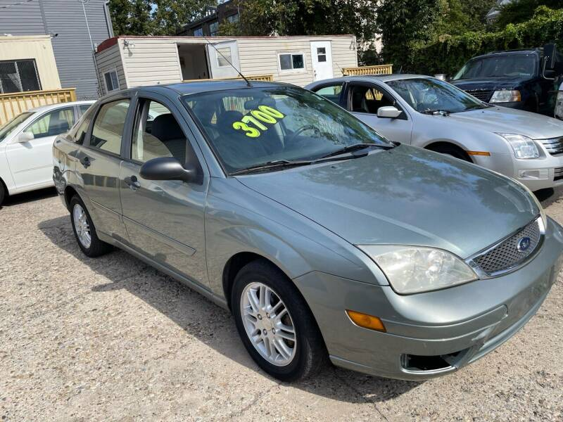 2006 Ford Focus for sale at Quality Motors of Germantown in Philadelphia PA