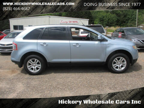 2008 Ford Edge for sale at Hickory Wholesale Cars Inc in Newton NC