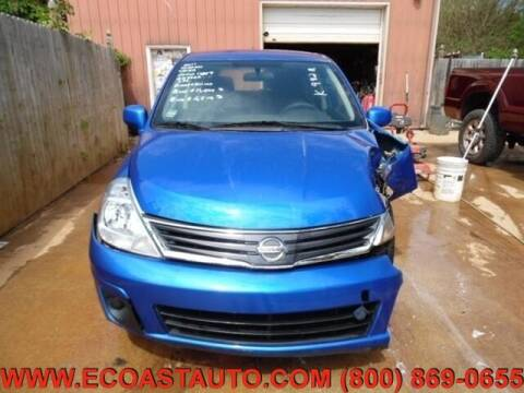 2011 Nissan Versa for sale at East Coast Auto Source Inc. in Bedford VA