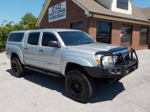 2007 Toyota Tacoma for sale at C & C MOTORS in Chattanooga TN