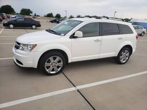 2011 Dodge Journey for sale at Bad Credit Call Fadi in Dallas TX