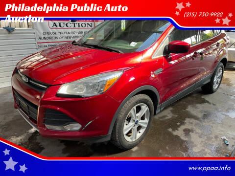 2016 Ford Escape for sale at Philadelphia Public Auto Auction in Philadelphia PA