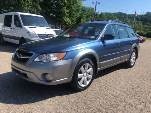 2008 Subaru Outback for sale at Used Cars 4 You in Serving NY