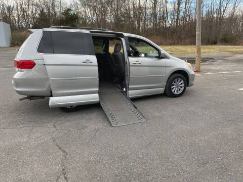 2008 Honda Odyssey for sale at BT Mobility LLC in Wrightstown NJ