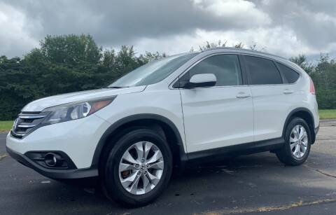 2014 Honda CR-V for sale at Crawley Motor Co in Parsons TN