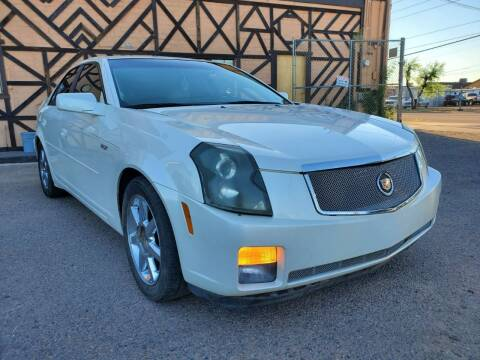 2005 Cadillac CTS for sale at Used Car Showcase in Phoenix AZ