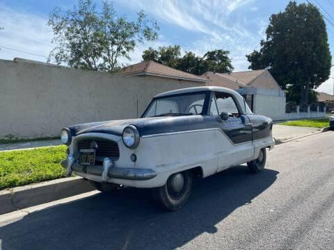 1959 Nash Metropolotan
