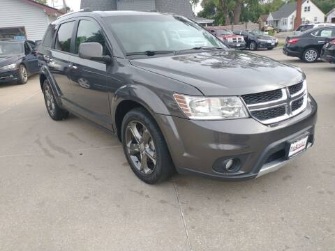 2014 Dodge Journey for sale at Triangle Auto Sales in Omaha NE