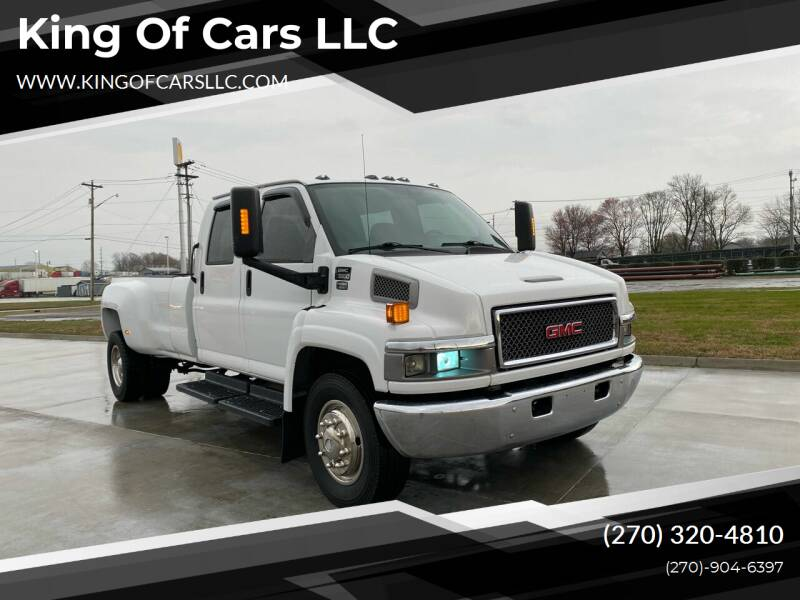 2007 GMC C5500 for sale at King of Cars LLC in Bowling Green KY