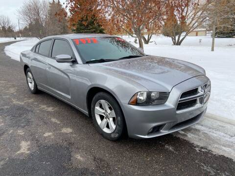 2014 Dodge Charger for sale at BELOW BOOK AUTO SALES in Idaho Falls ID
