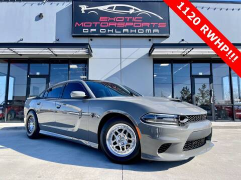 2018 Dodge Charger for sale at Exotic Motorsports of Oklahoma in Edmond OK