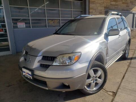 2005 Mitsubishi Outlander for sale at Car Planet Inc. in Milwaukee WI