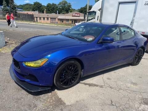 2014 Maserati Ghibli for sale at Car VIP Auto Sales in Danbury CT