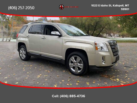 2015 GMC Terrain for sale at Auto Solutions in Kalispell MT