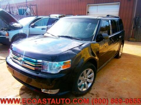 2009 Ford Flex for sale at East Coast Auto Source Inc. in Bedford VA
