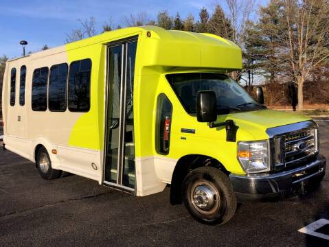 2015 Ford E-450 for sale at Major Vehicle Exchange in Westbury NY