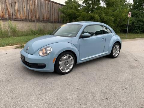2012 Volkswagen Beetle for sale at Posen Motors in Posen IL
