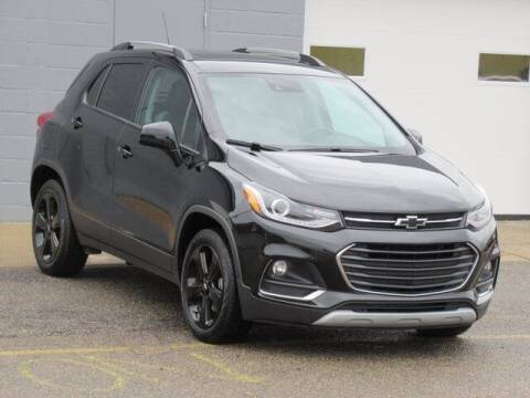 2018 Chevrolet Trax for sale at K&M Wayland Chrysler  Dodge Jeep Ram in Wayland MI