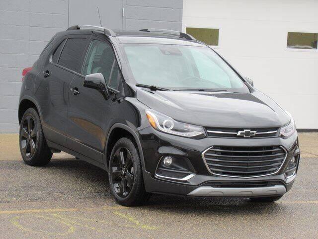 2018 Chevrolet Trax for sale at K&M Wayland Chrysler  Dodge Jeep Ram in Wayland MI