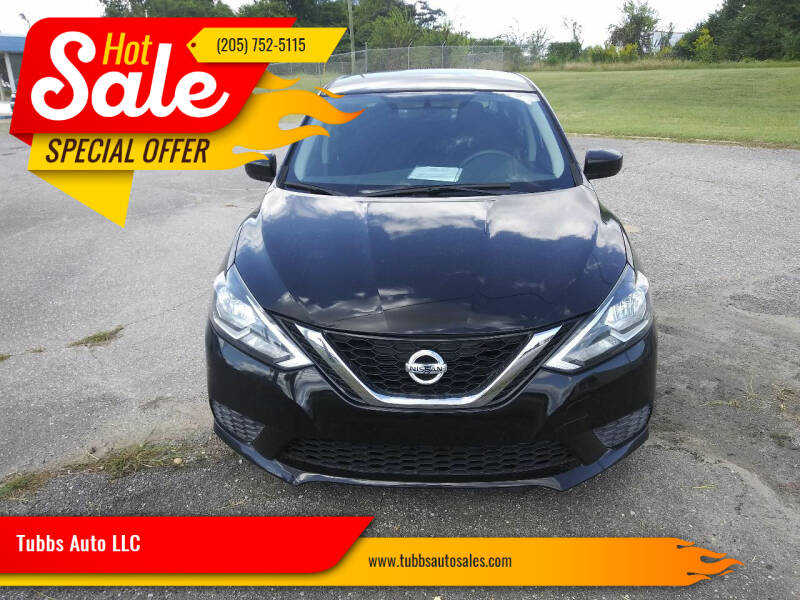 2016 Nissan Sentra for sale at Tubbs Auto LLC in Tuscaloosa AL