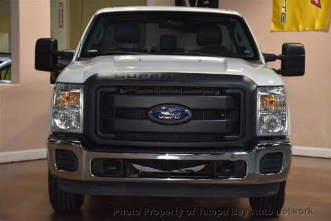 2016 Ford F-250 Super Duty for sale at Tampa Bay AutoNetwork in Tampa FL