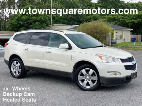 2012 Chevrolet Traverse for sale at Town Square Motors in Lawrenceville GA